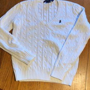 Ralph Lauren women's v-neck sweater